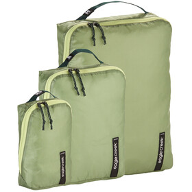 Eagle Creek Pack It Isolate Cube Set XS/S/M, mossy green